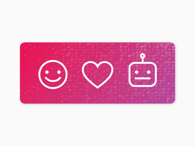 Falling in Love with a Chatbot illustration