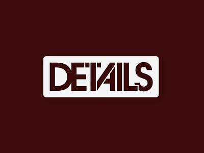 Devil's in the Details branding logo