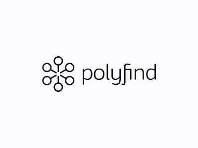 Polyfind logo