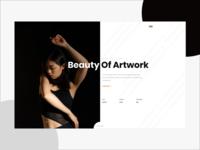 Art Gallery   Header Exploration