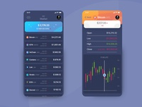 Crypto Wallet UI