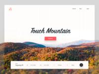 Mountain Header Exploration