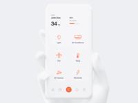Home Management App UI- Version 2