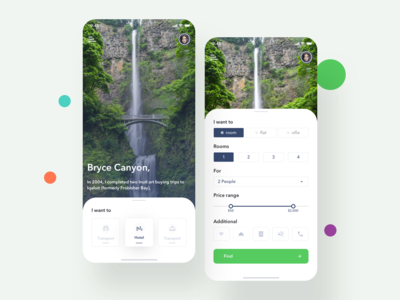 Travelmania App UI-2