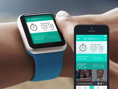 Salud Movil App health digital digital-app app