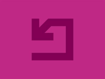 Number 1 Logo square lines vintage branding identity retro industrial arrows arrow illustration logo mark logo design type number 1 1 number symbol mark icon logo