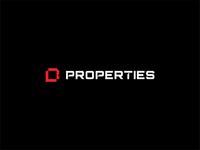 Logo - BLR Properties branding brand bold minimal custom type blr logo r logo l logo b logo letter modern typography type property house logomark mark symbol icon logo