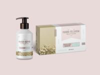Prunus Crepito & Prunus Fullonum Packaging