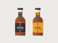 Wilson Bros. Barbeque & Catering - Sauce Packaging