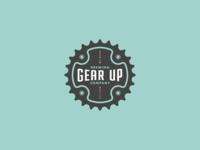 Gear Up Brewing Company - Logo Process