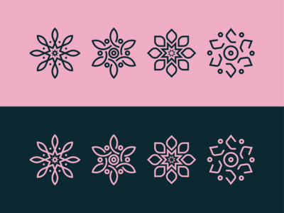 WIP Flower/Sun Options