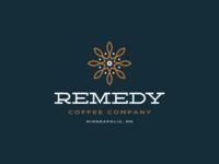 Remedy Coffee Branding - Logo