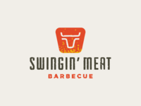 Swingin' Meat BBQ - Concept 2