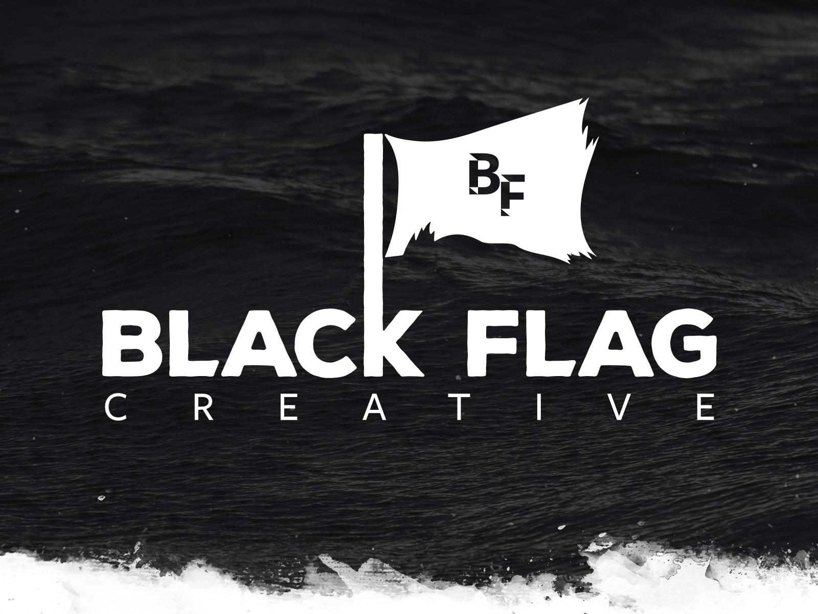 Blackflagcreativelogo large