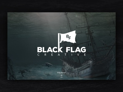 Black Flag Creative Website