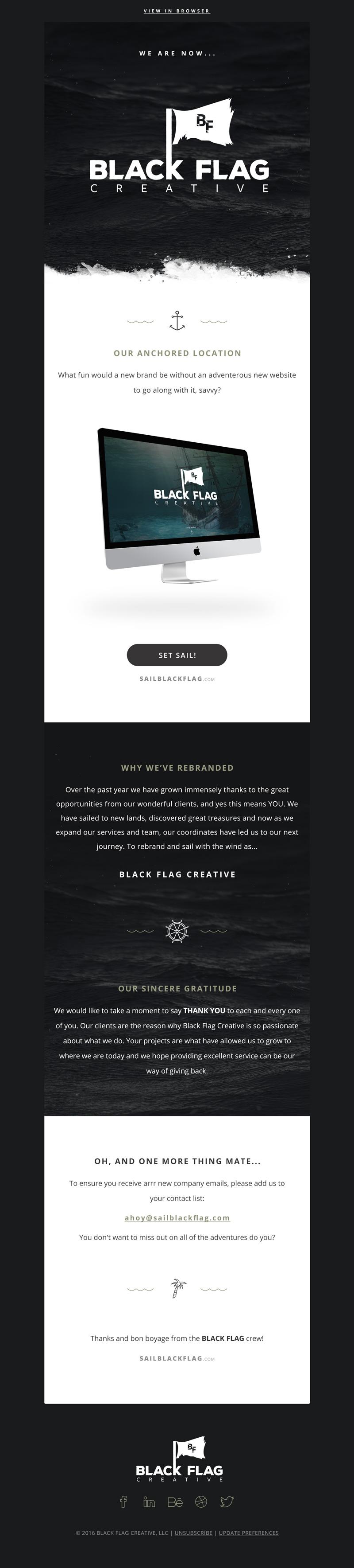 Blackflagcreative promocampaign full