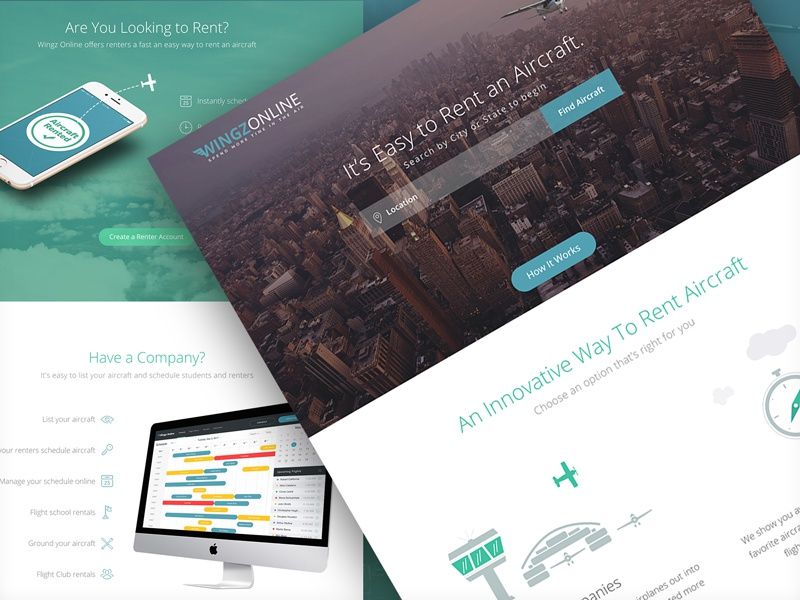 Wingzonline homepage drbl