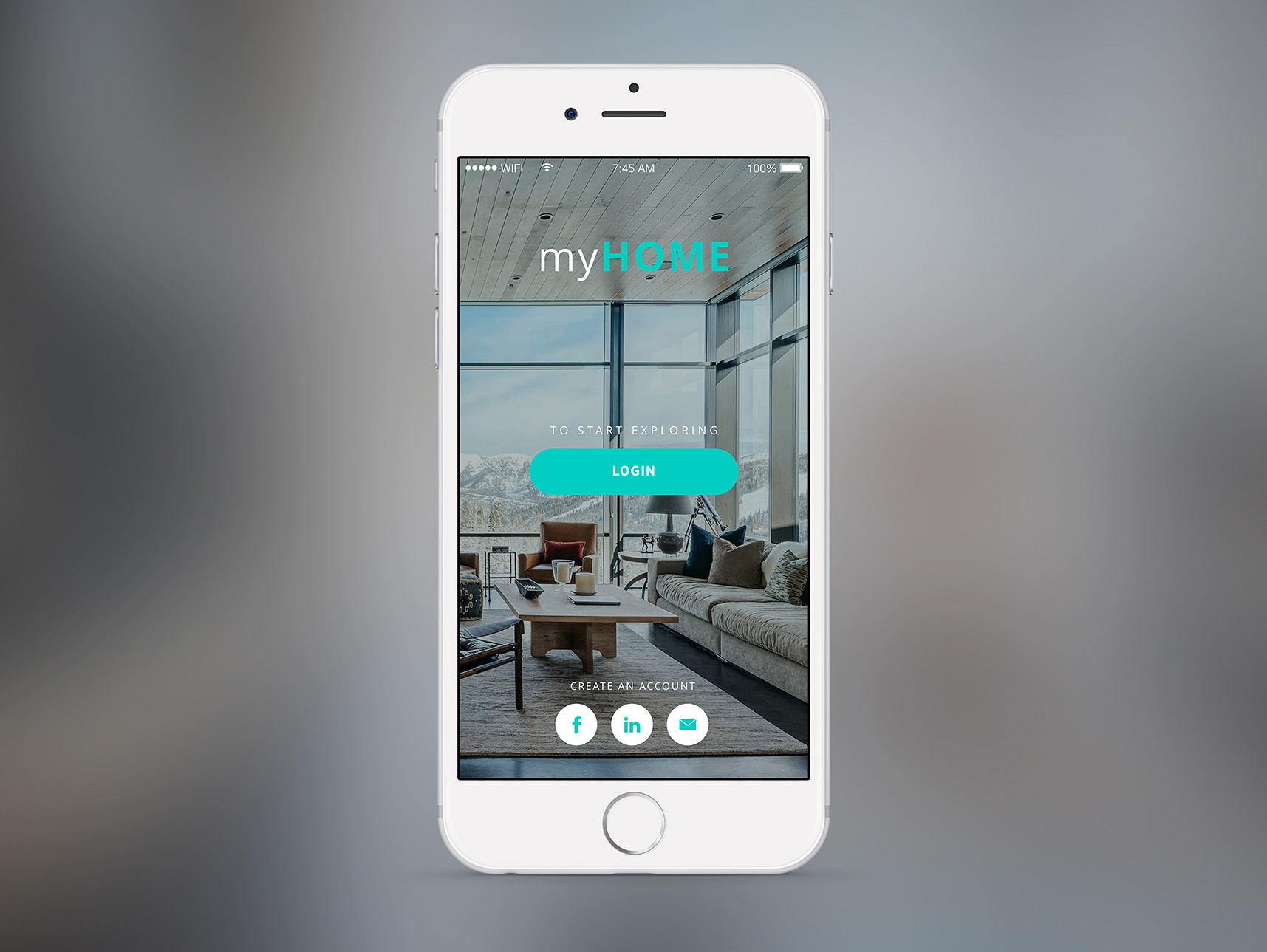 Myhomeapp iphone