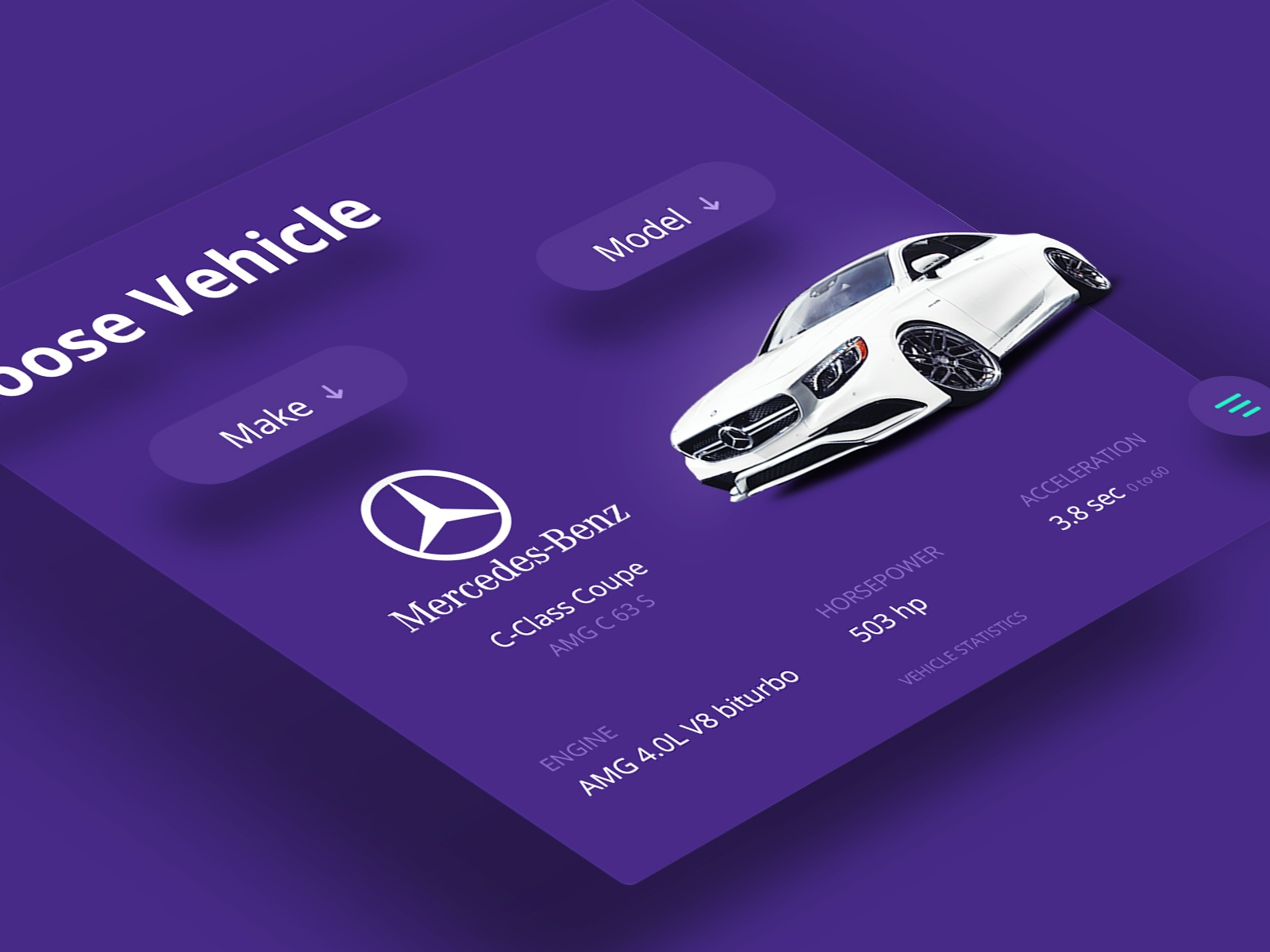 Choose vehicle perspective lrg
