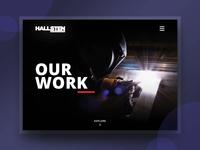 Website Design | Hallsten Corp