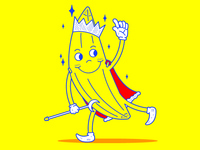 The Banana King