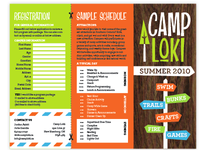 Camp Loki Brochure