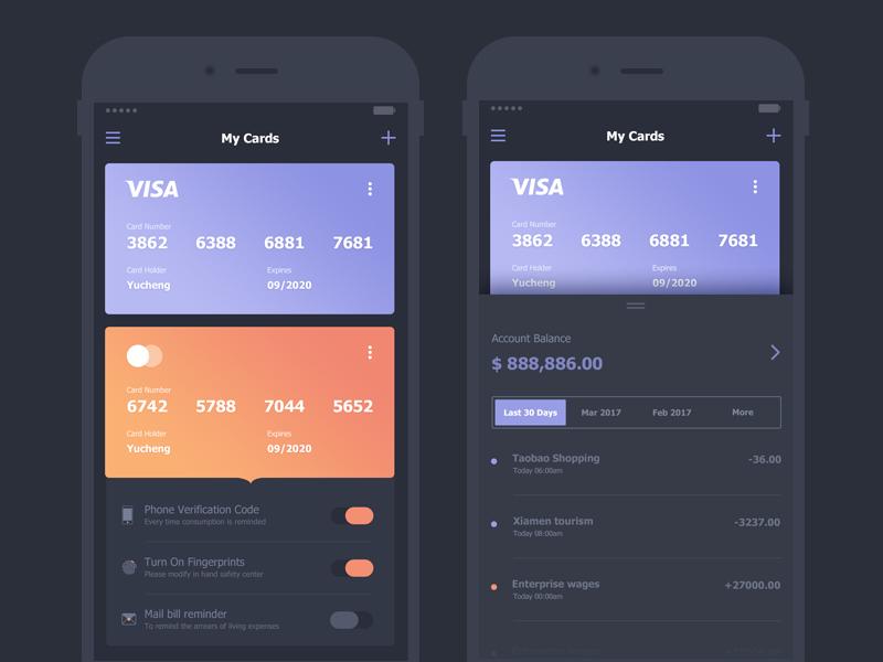 Payment management App