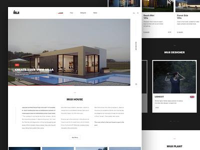 MUJI House Design
