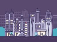 Shanghai and Shenzhen