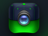 Coach's Eye + app illustrator photoshop app icon ios