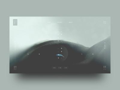 Minimal UI Concept 03