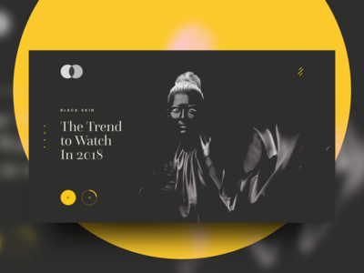 Fashion Concept UI