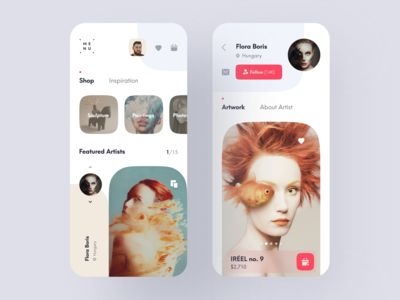 Art Store App