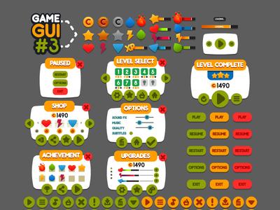 Game GUI #3