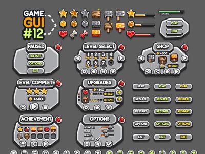 Game GUI #12