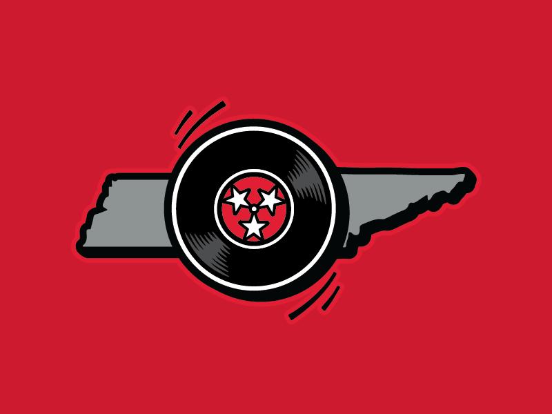 Nashville Sounds Alt. Logo friday tennessee baseball music city record red jersey milb nashville sounds sounds nahsville