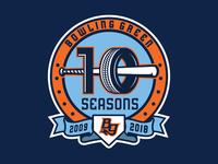 Bowling Green Hot Rods 10 Seasons