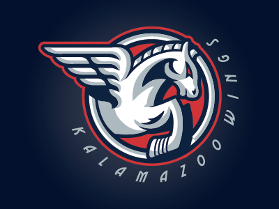 Kalamazoo Wings Alternate Logo (Design Contest)