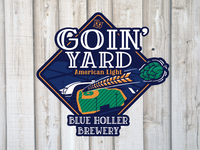 Goin' Yard Ball Park Beer
