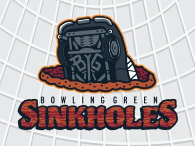 Bowling Green Sinkholes