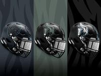 Alternate Tiger Helmet Poster