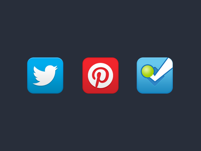 Icon Revisions