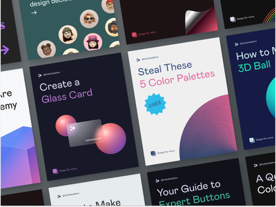 Web Design Quick Guides uiuxdesign uiux uidesign clients client work figmadesign figma guides guide learning