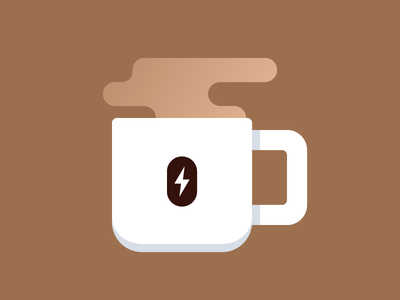 Refuel Sticker Pack: Coffee 002 mug cup ui messages ios sticker icon coffee