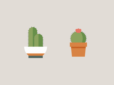 More Potted Plants flower cacti house pots icons plants cactus