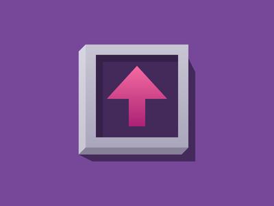 Robo Upload Icon