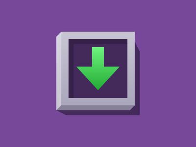 Robo Download Icon