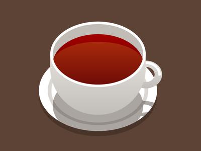 Hot Tea drinks winter hot icon tea