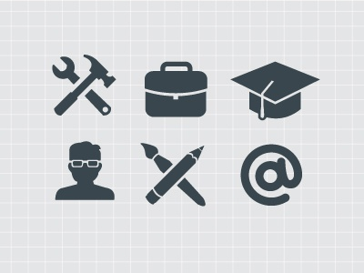 resumeicons6 - Icons For Resume