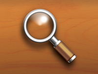 Updated Magnify Icon